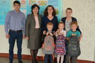 Благотворительная акция «Дорога в школу»